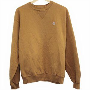 P26 Vintage 90s Champion Crewneck Brown Sweatshirt